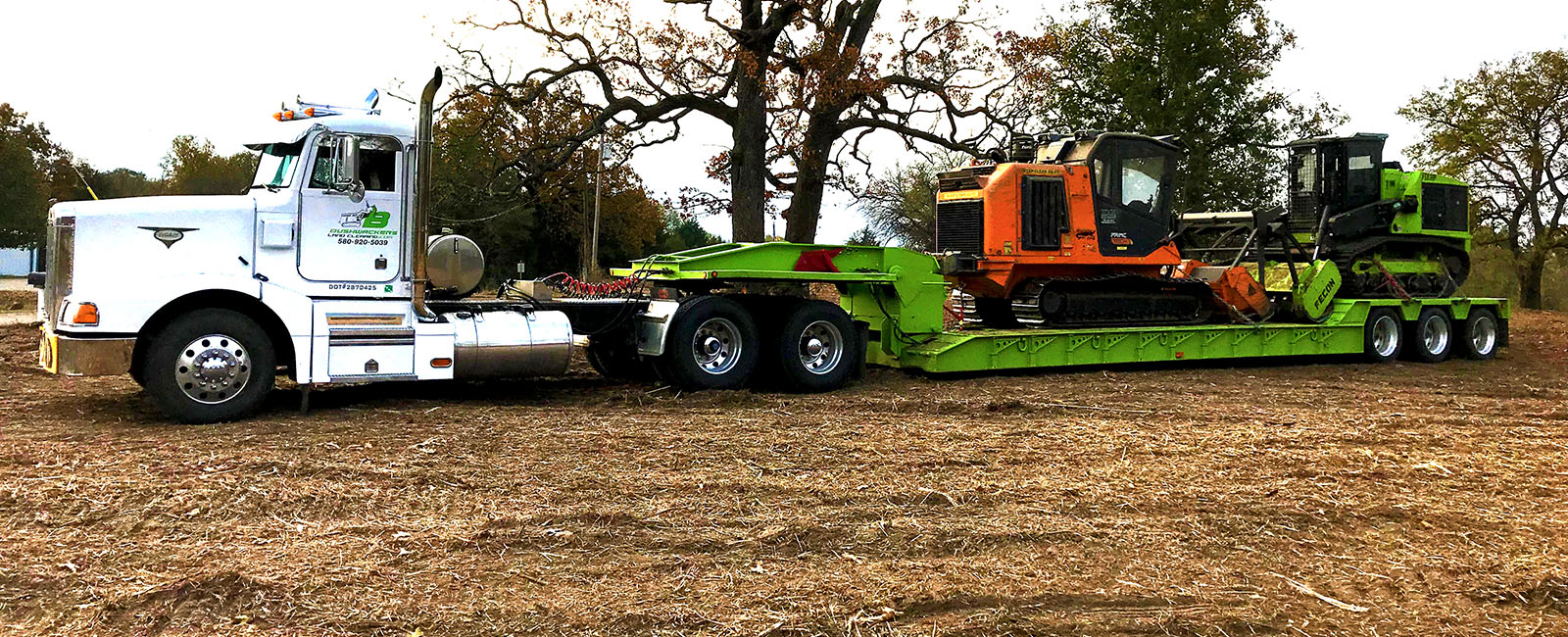 Tractor Forestry Package : Bushwackers land clearing servicesbushwackers