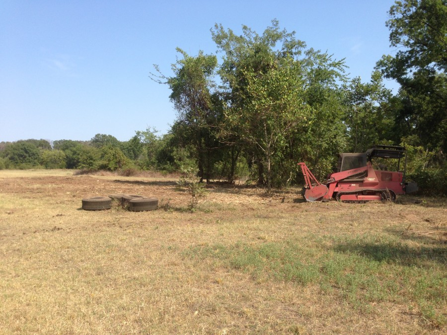 Bushwackers Land Clearing Before And After