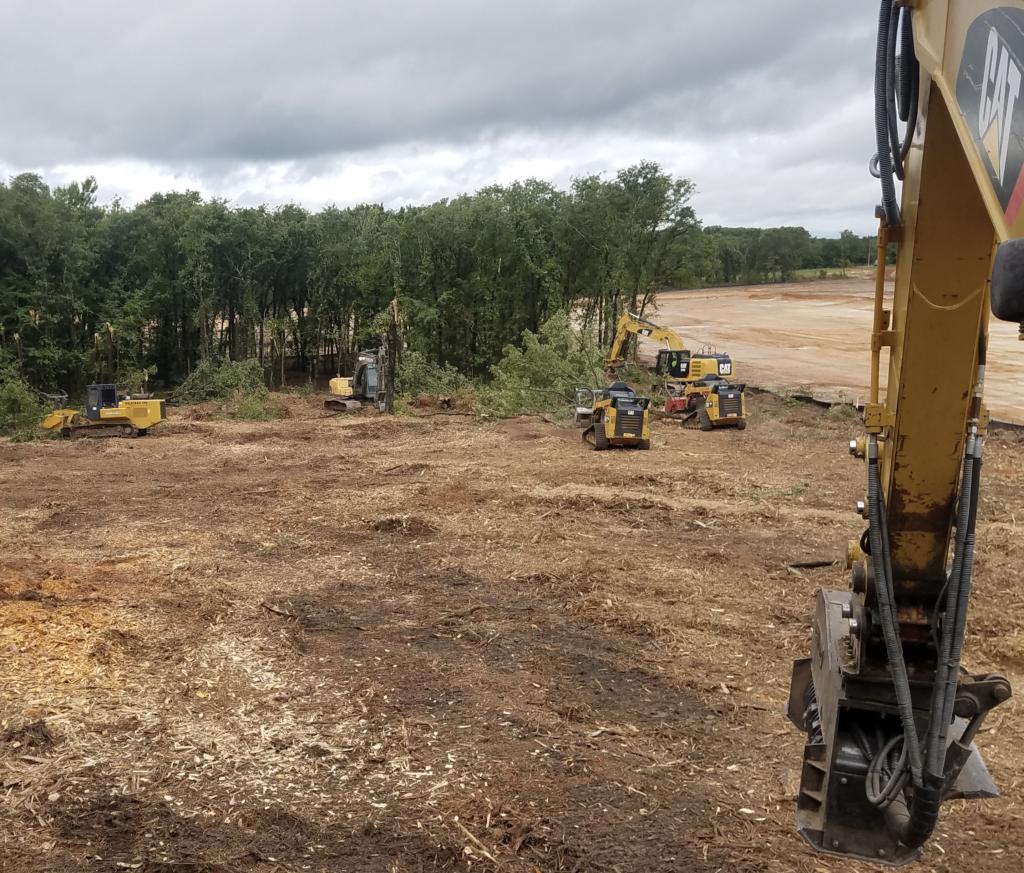 Bushwackers Land Clearing Equipment